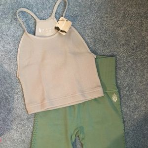 NWOT Free People outfit